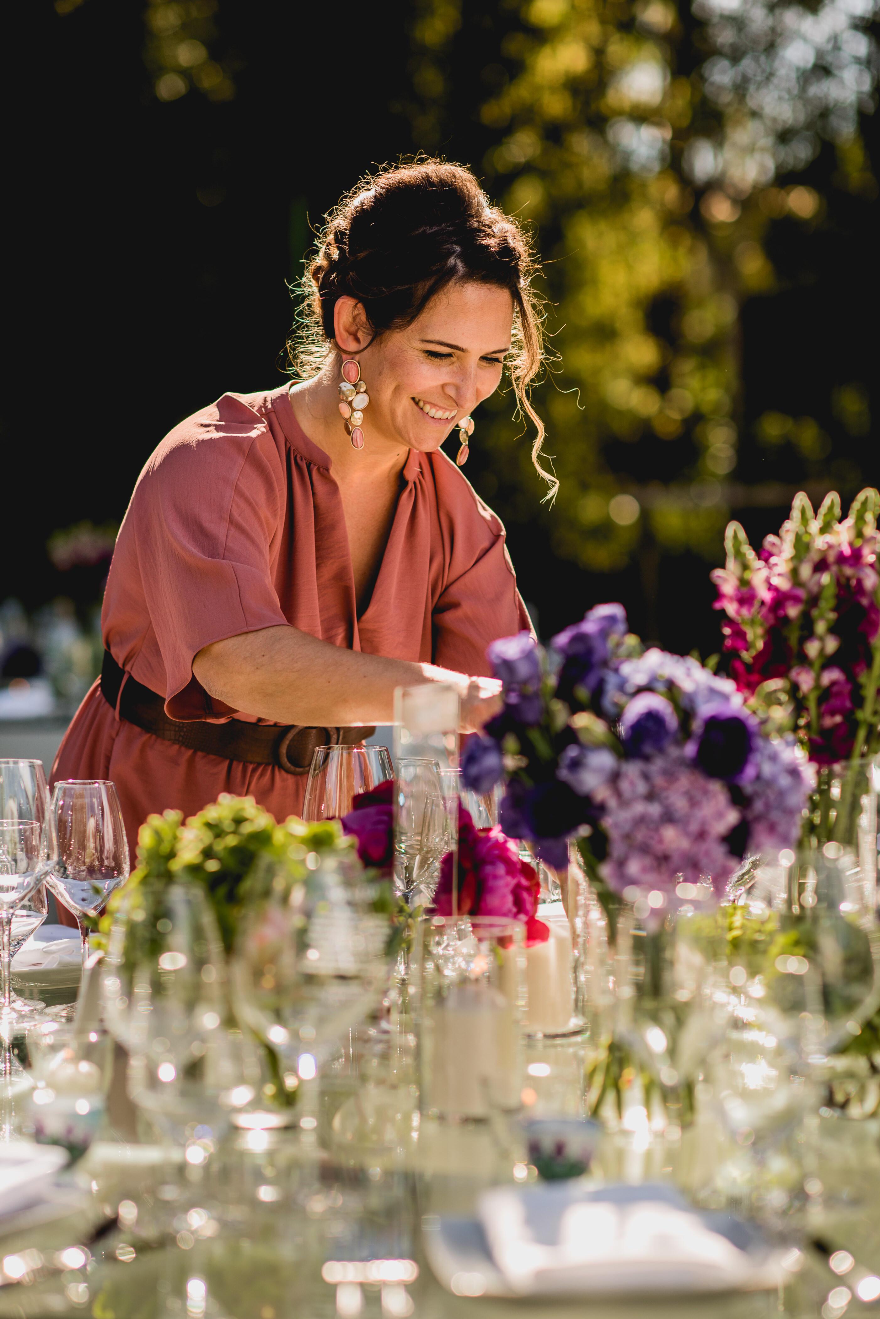 Susana Santos Wedding & event planner since 2009